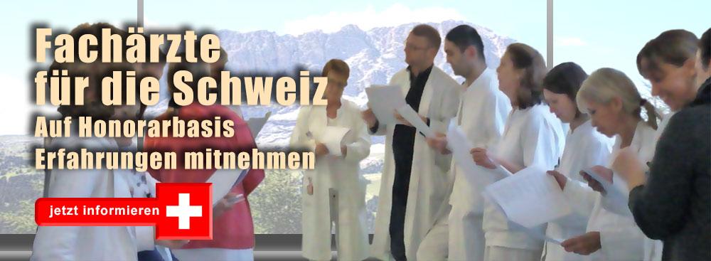 Fachärzte für die Schweiz